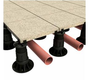 Em-Pad - Adjustable Paving Support Pads
