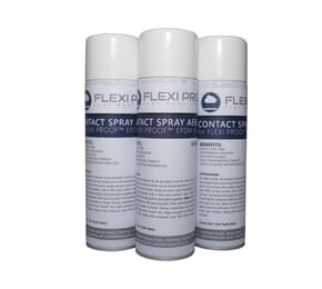 750ml Spray Contact Aerosol - Flexi Proof