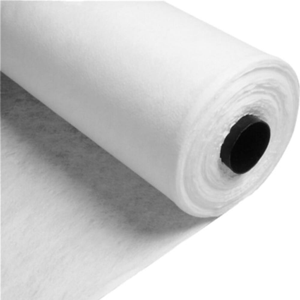 200gsm Geotextile Fleece for EPDM Rubber Roofing Membranes