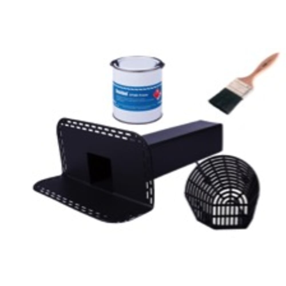 angled roof drain classicbond epdm rubber roofing kit