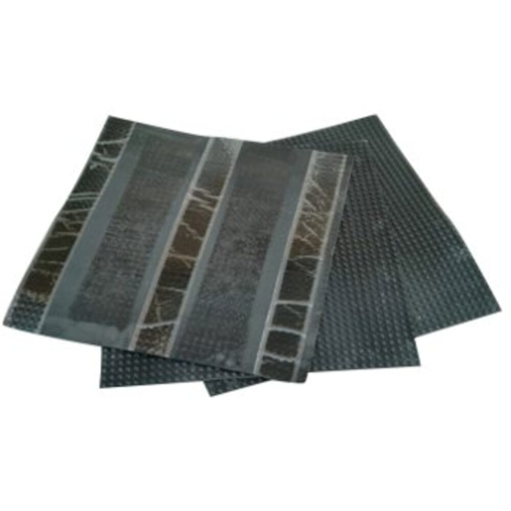 pressure senstive walkway pads classicbond epdm rubber roofing