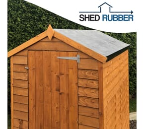 3ft x 6ft Pent Shed Roof Kit (2m x 1.2m)